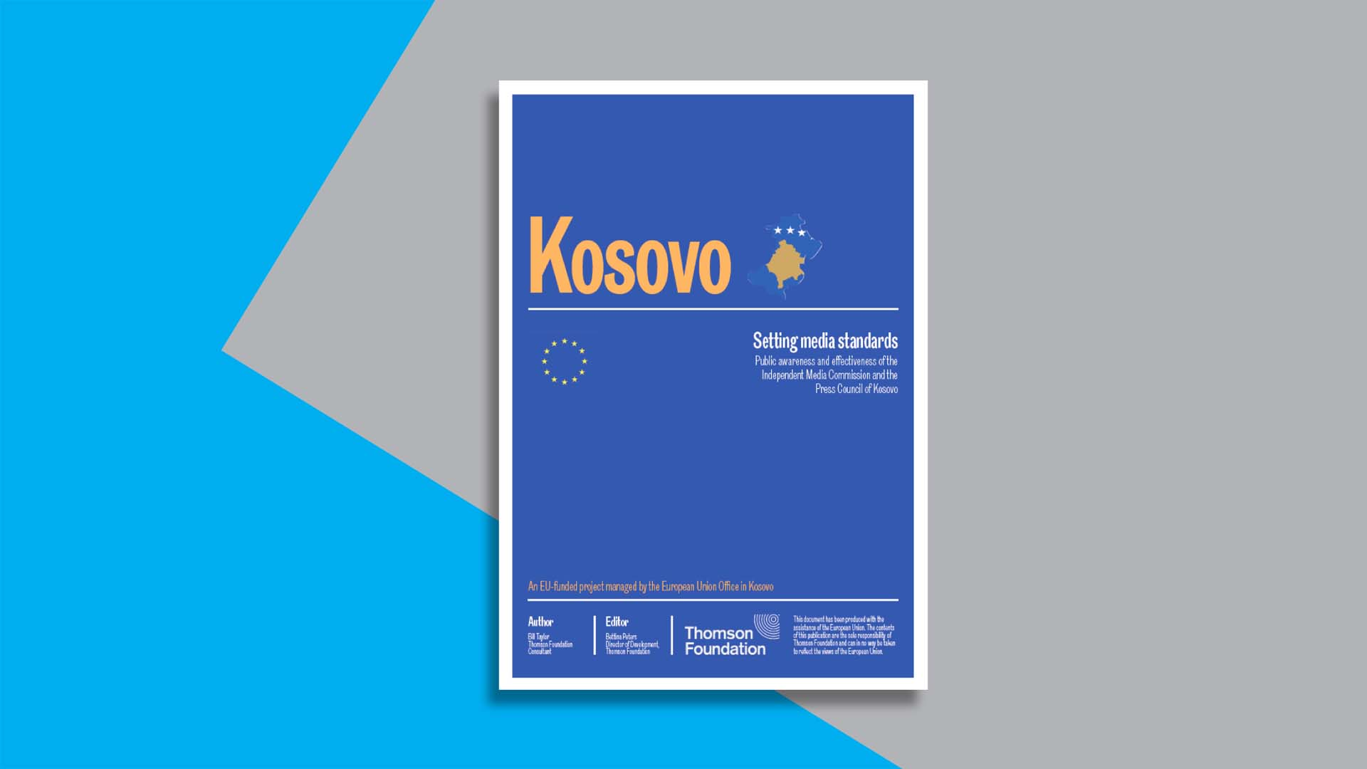Kosovo: Setting Media Standards
